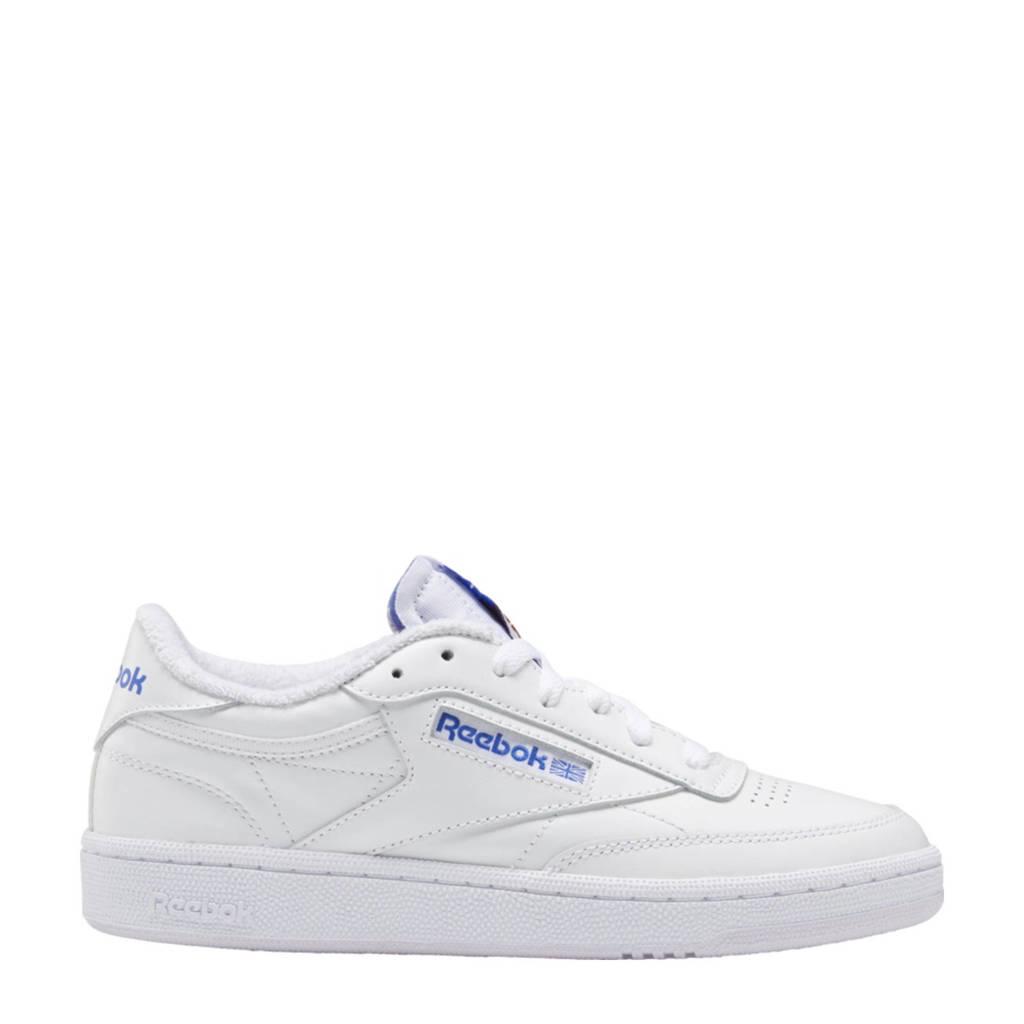 Reebok Classics Club C 85 sneakers wit/lila/blauw