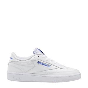 Club C 85 sneakers wit/lila/blauw