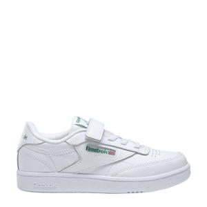 Club C  sneakers wit/groen/blauw