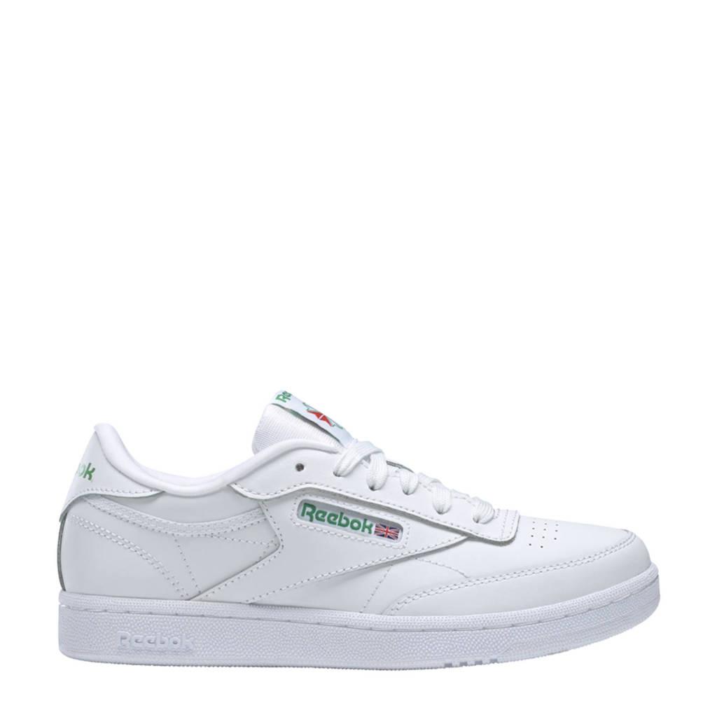 Reebok Classics Club C  sneakers wit/groen/blauw, Wit/groen/blauw