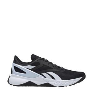 Nanoflex Training sportschoenen zwart/wit