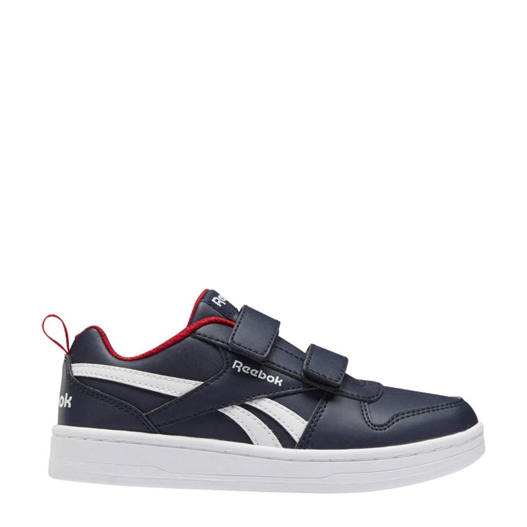 Reebok Classics Royal Prime 2.0 sneakers donkerblauw/rood/wit, Donkerblauw/rood/wit