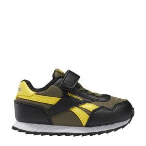 Royal Classic Jogger  sneakers donkergroen/zwart/geel