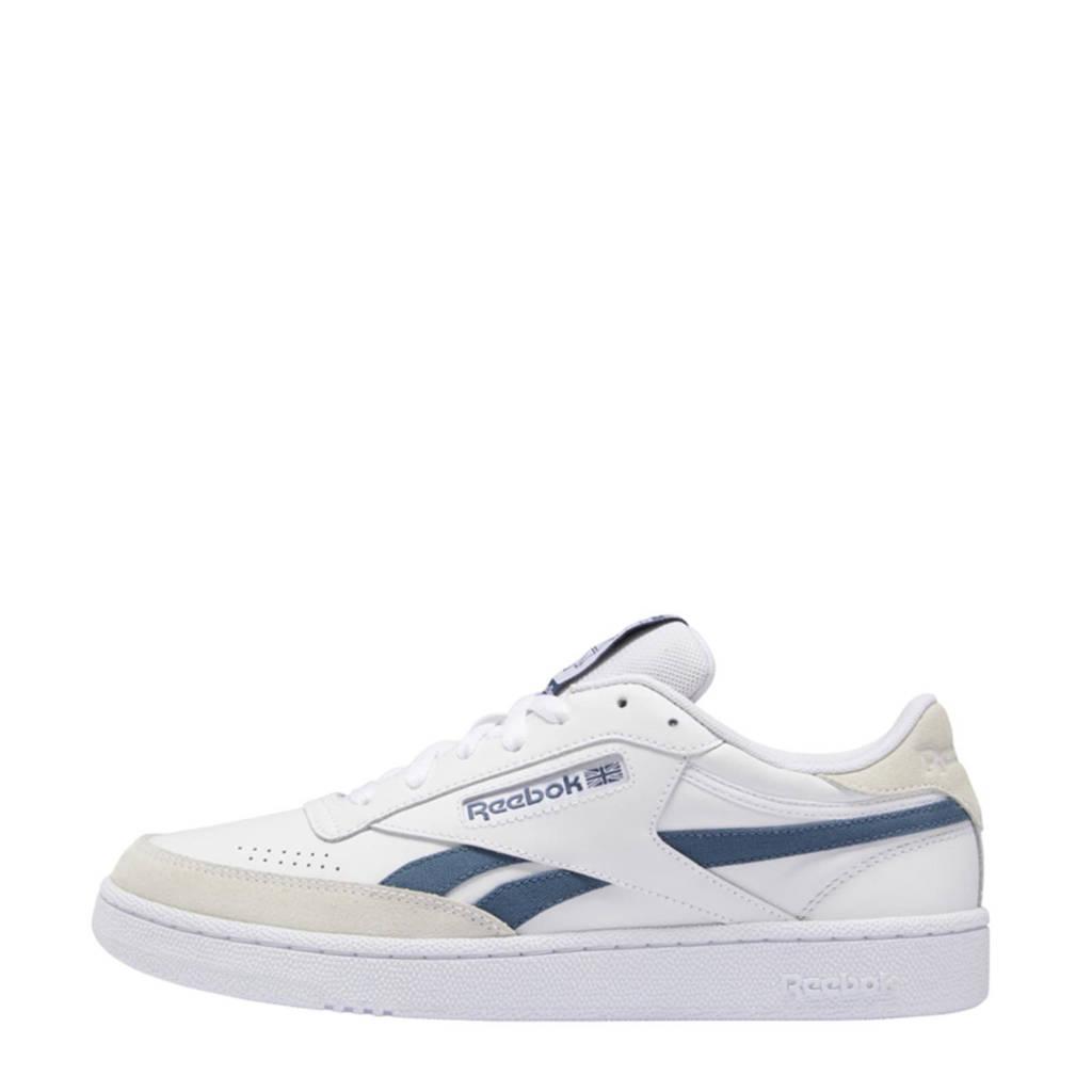 Reebok Classics Club C Revenge sneakers wit/kobaltblauw, Wit/kobaltblauw