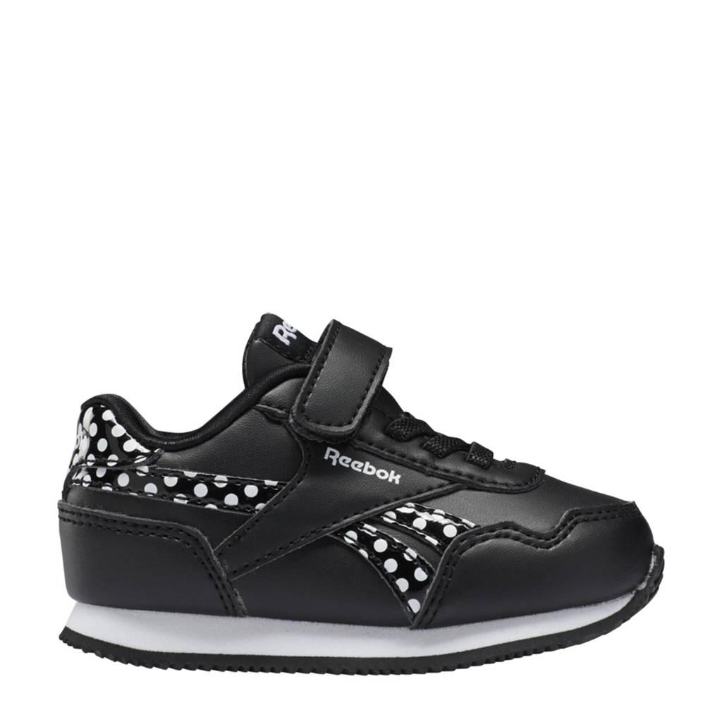 Reebok Classics Royal Classic Jogger 3.0 sneakers zwart/wit, Zwart/wit