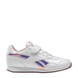 Royal Classic Jogger 3.0 sneakers wit/metallic roze
