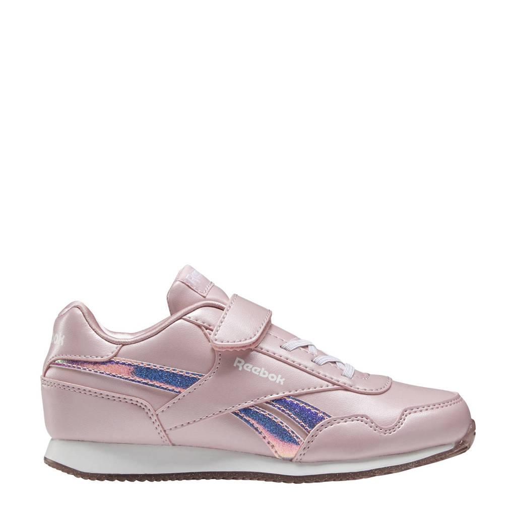 Reebok Classics Royal Classic Jogger 3.0 sneakers roze/wit, roze/roze/wit