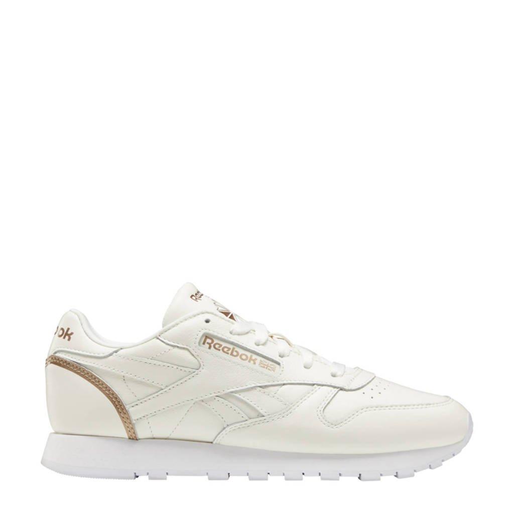 Reebok Classics Classic Leather sneakers ecru/brons, Ecru/brons