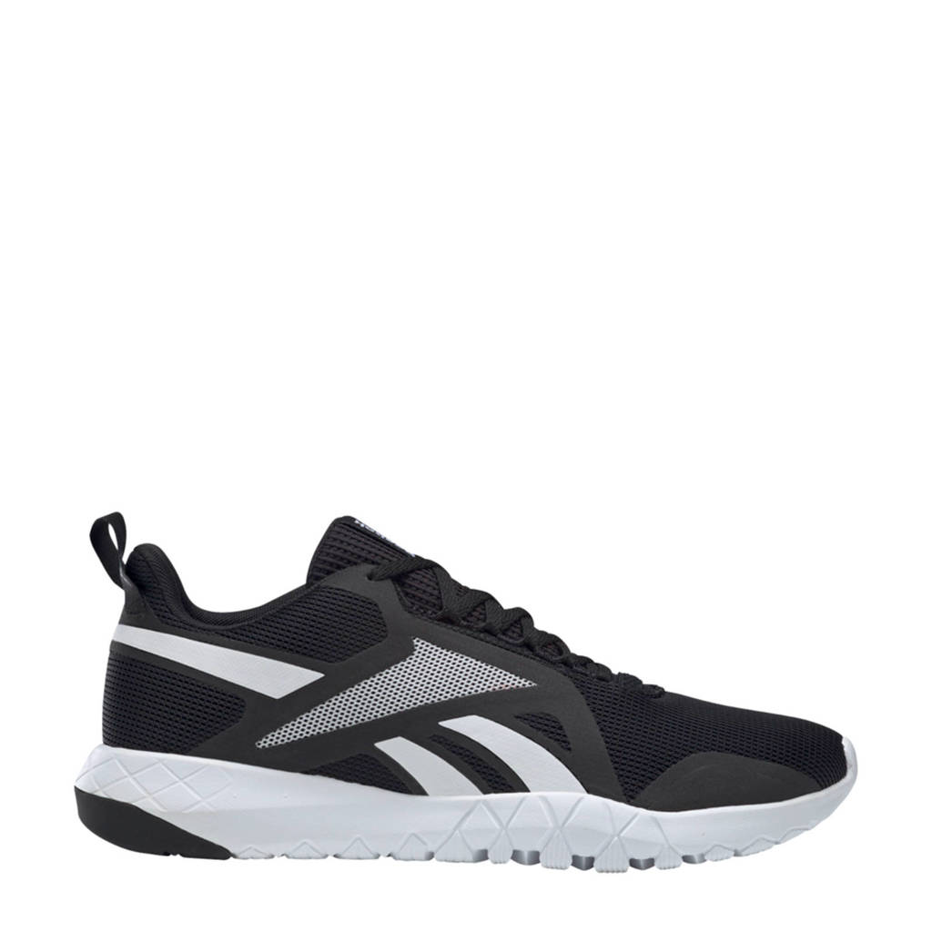 Reebok Training Flexagon Force 3,0 sportschoenen zwart/wit, Zwart/wit