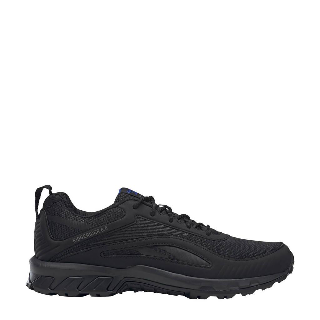 Reebok Training Ridgerider 6.0 wandelschoenen zwart/blauw/grijs, Zwart/blauw/grijs