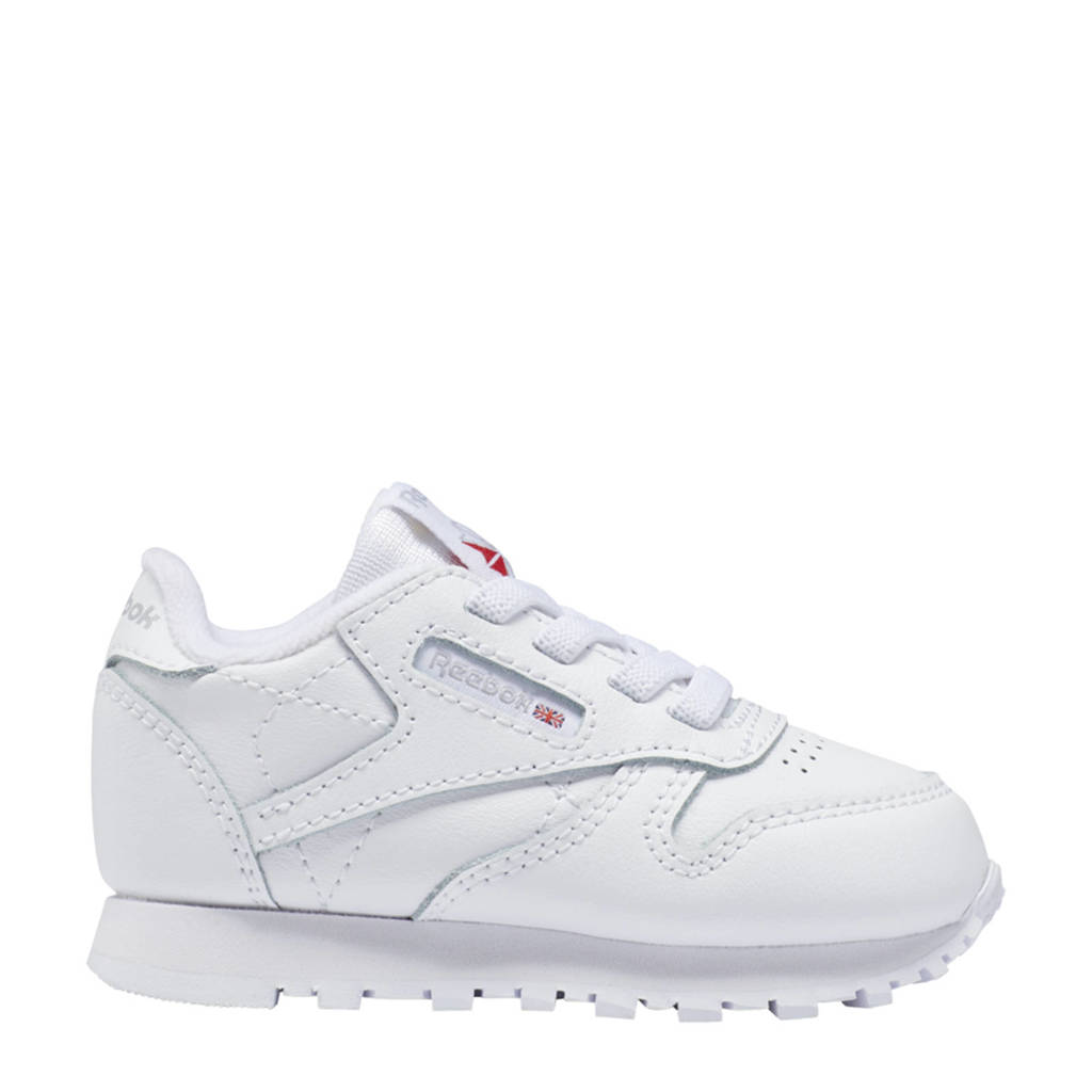 Reebok Classics Classic Leather sneakers wit, Wit