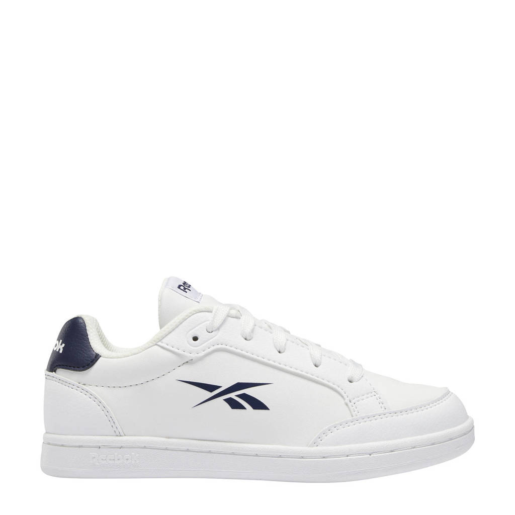 Reebok Classics Royal Vector Smash sneakers wit/donkerblauw, Wit/donkerblauw