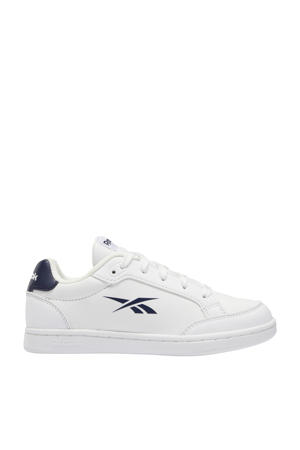 Royal Vector Smash sneakers wit/donkerblauw