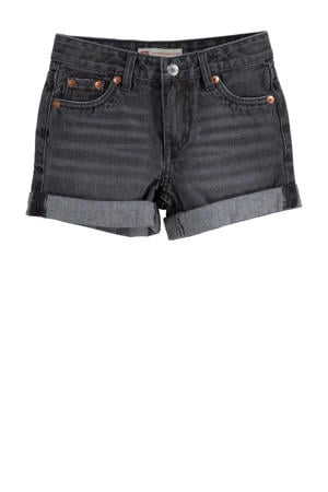 Levi's Kids Girlfriend shorty loose fit jeans short aryad0k