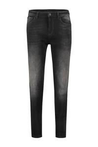 Purewhite super skinny jeans The Dylan W0542 zwart, Zwart