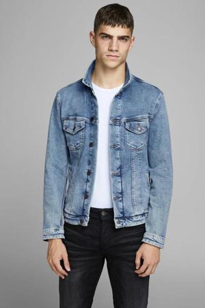spijkerjas Alvin light denim