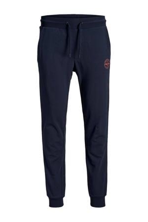 regular fit joggingbroek Gordon Shark Plus Size donkerblauw