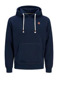 JACK & JONES PLUS SIZE hoodie Tons Plus Size donkerblauw, Donkerblauw