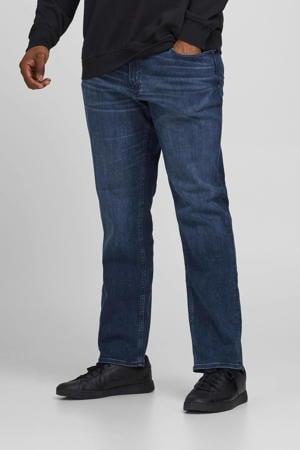 slim fit jeans JJIGLENN JJORIGINAL Plus Size blue denim