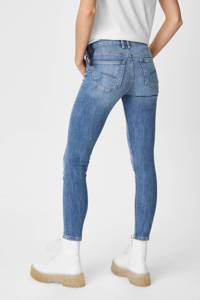 C&A Clockhouse high waist skinny jeans light denim stonewashed, Light denim stonewashed