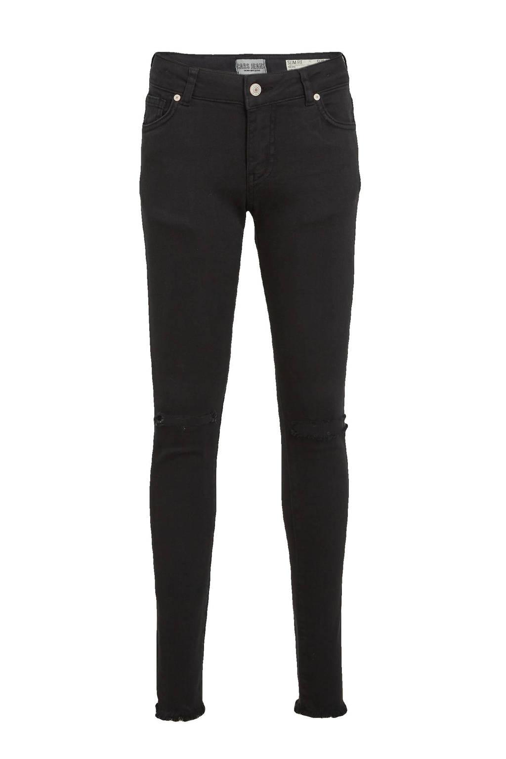Cars regular fit jeans Manona zwart, Zwart
