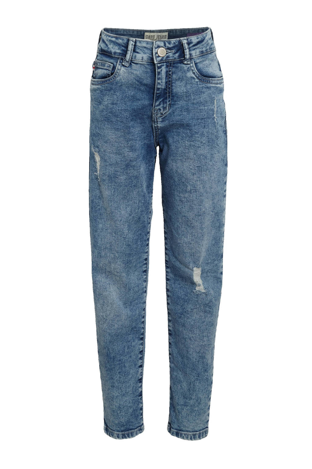 Cars regular fit jeans Milly bleached used, Bleached used