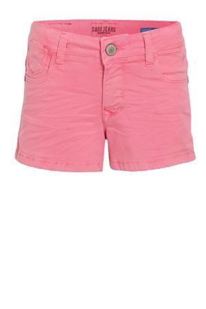 regular fit short Ioni roze
