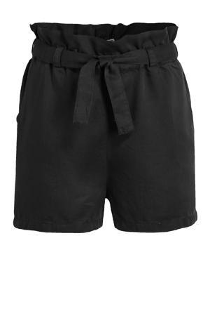 regular fit short Baya zwart