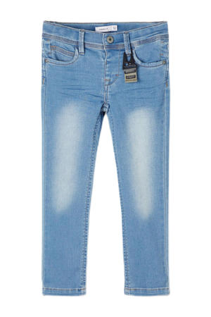 slim fit jeans Sofus light blue denim