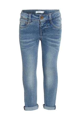 slim fit jeans Theo medium blue denim