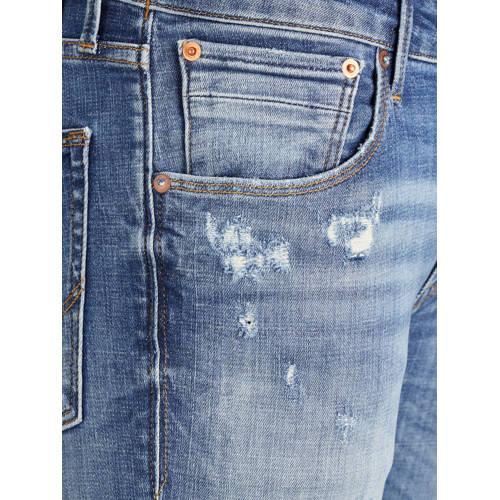 JACK & JONES JEANS INTELLIGENCE skinny jeans Liam Seal stonewashed