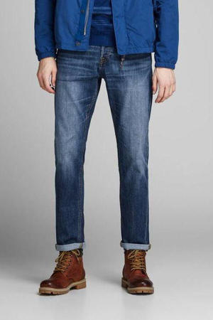 regular fit jeans Mike blauw