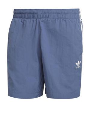 Adicolor short blauw