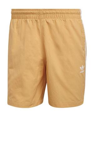 Adicolor short oranje