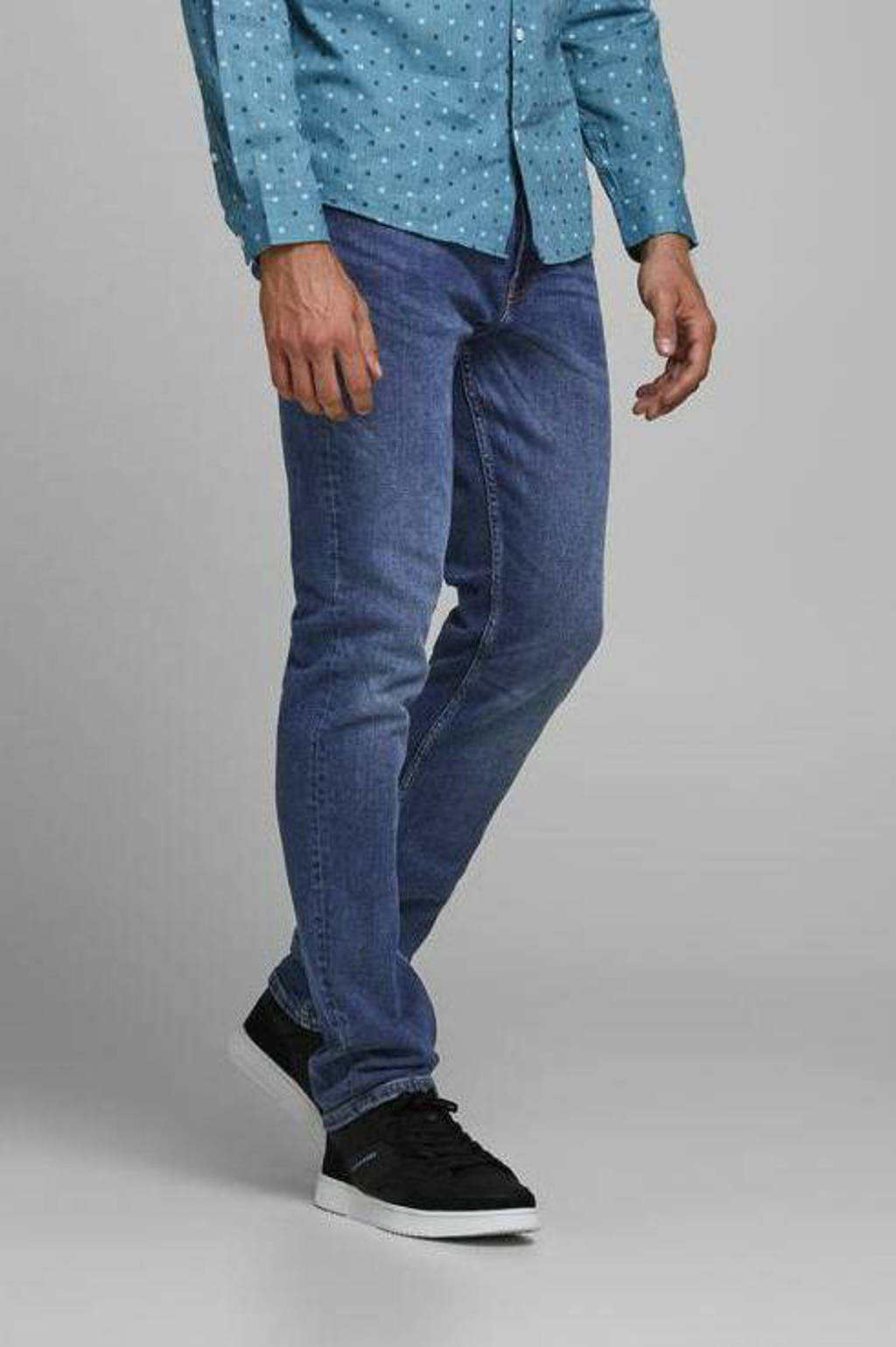 PRODUKT slim fit jeans medium blue denim, Medium blue denim