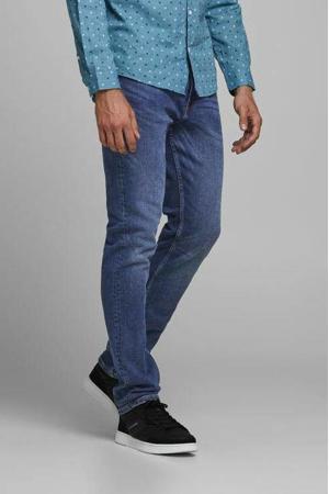 slim fit jeans medium blue denim