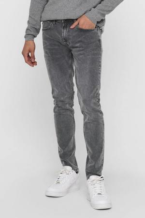 skinny jeans Warp Life grijs