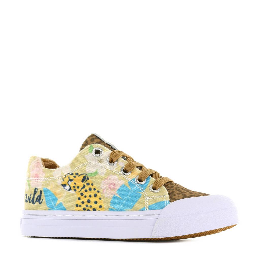 Go Banana's Leopardo  sneakers beige/multi, Beige/multi