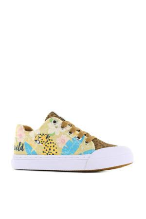 Leopardo  sneakers beige/multi
