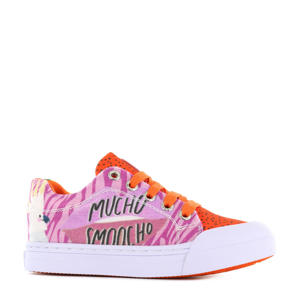 Mucho Smoocho  sneakers roze/oranje