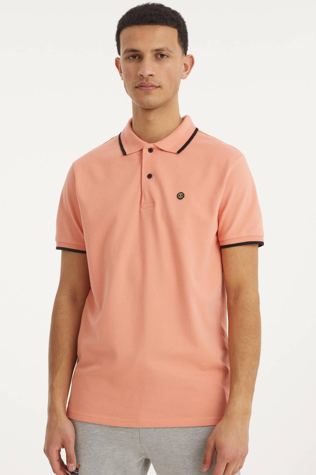 Tommy Hilfiger blouse met borduursels katoen, Katoen