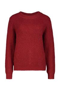 Expresso gebreide trui rood, Rood