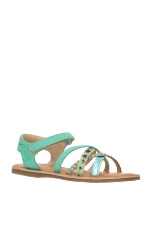 sandalen mintgroen