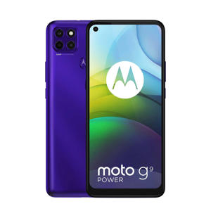 MOTO G9 POWER mobiele telefoon