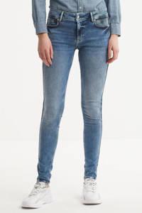 Q/S designed by skinny jeans light denim, Light denim