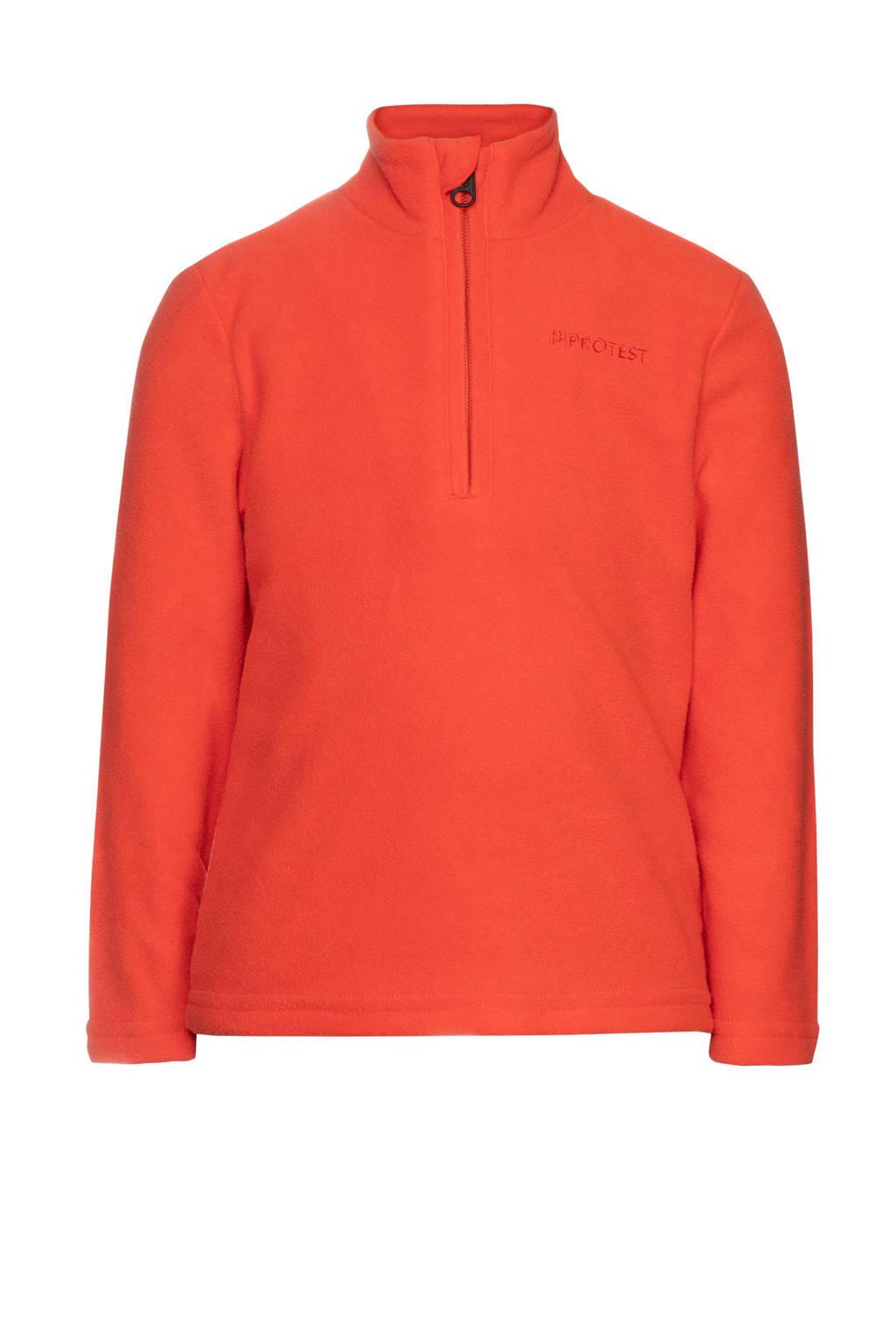 Protest skipully Perfect Oranje, Orange Fire