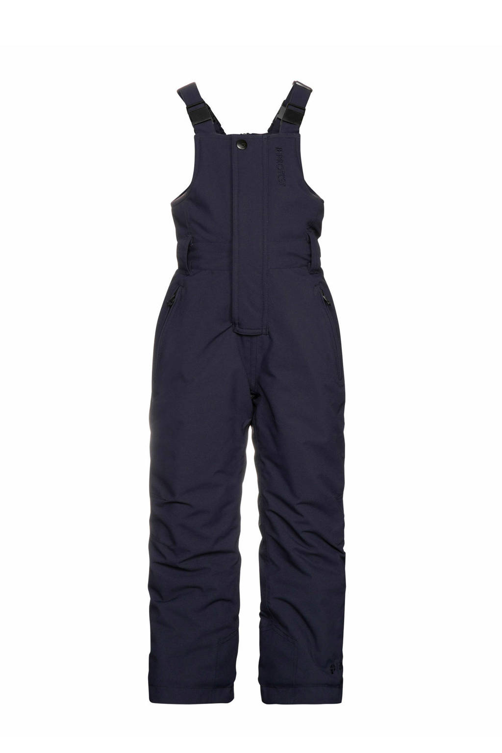 Protest skibroek Neutral donkerblauw, Space blue