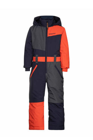 skipak Fraction TD donkerblauw/oranje