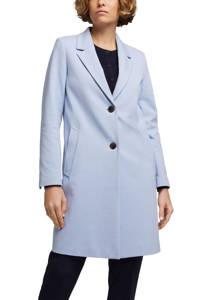 edc Women  coat lichtblauw, Lichtblauw