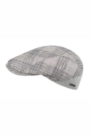 flatcap York grijs